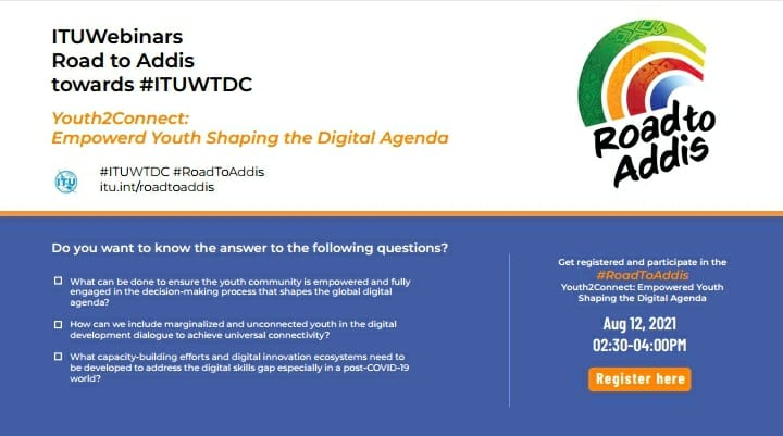Youth2Connect: webinars
